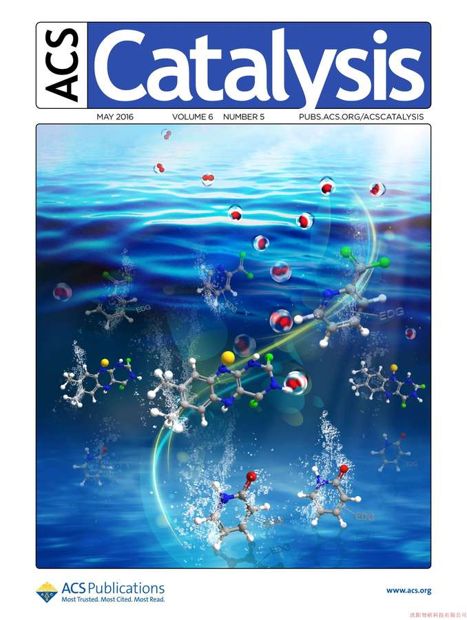 ACS CatalysisMay 6, 2016 Volume 6, Issue 5